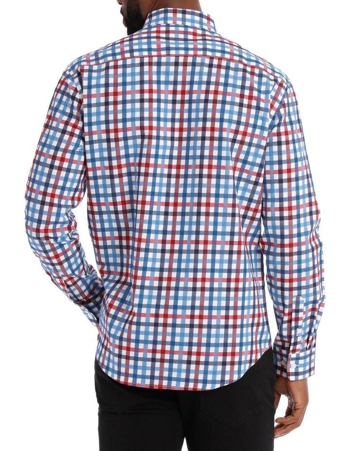 Vauxhall Long Sleeve Check Shirt image 3