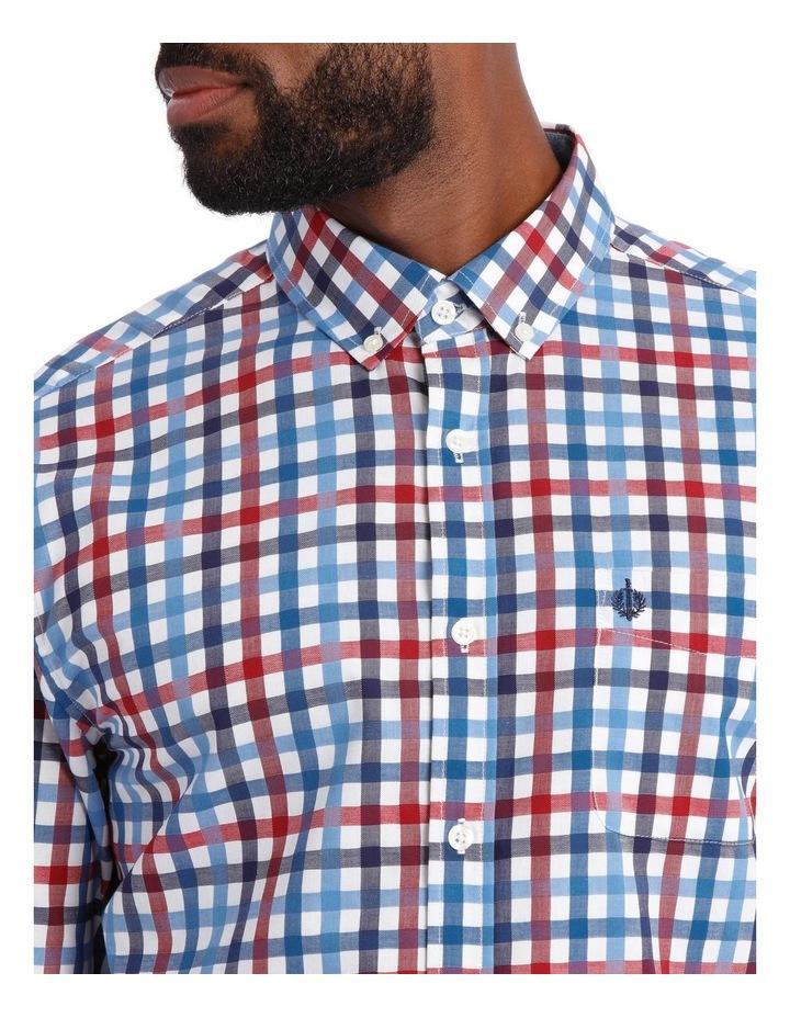 Vauxhall Long Sleeve Check Shirt image 4