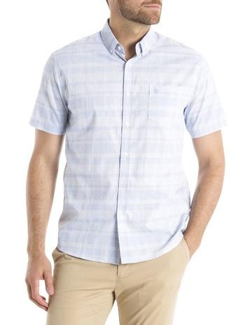 Reserve Lavenham Textured SS Plain Shirt 060d755a9