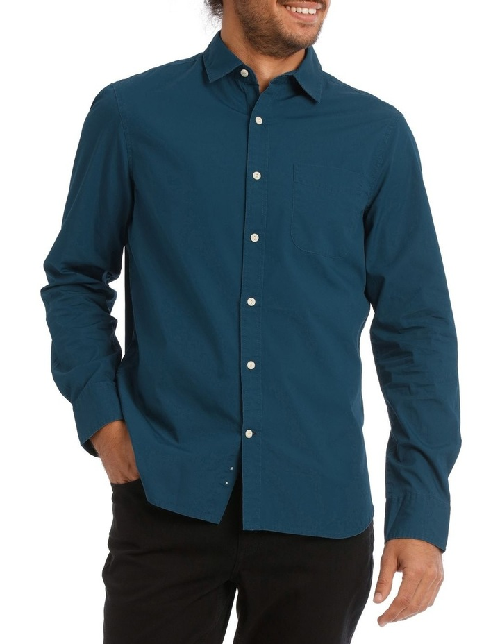 Hawker Poplin Long Sleeve Shirt image 1