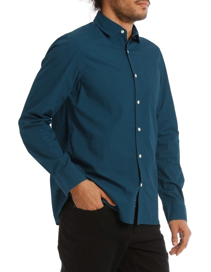 Hawker Poplin Long Sleeve Shirt image 2