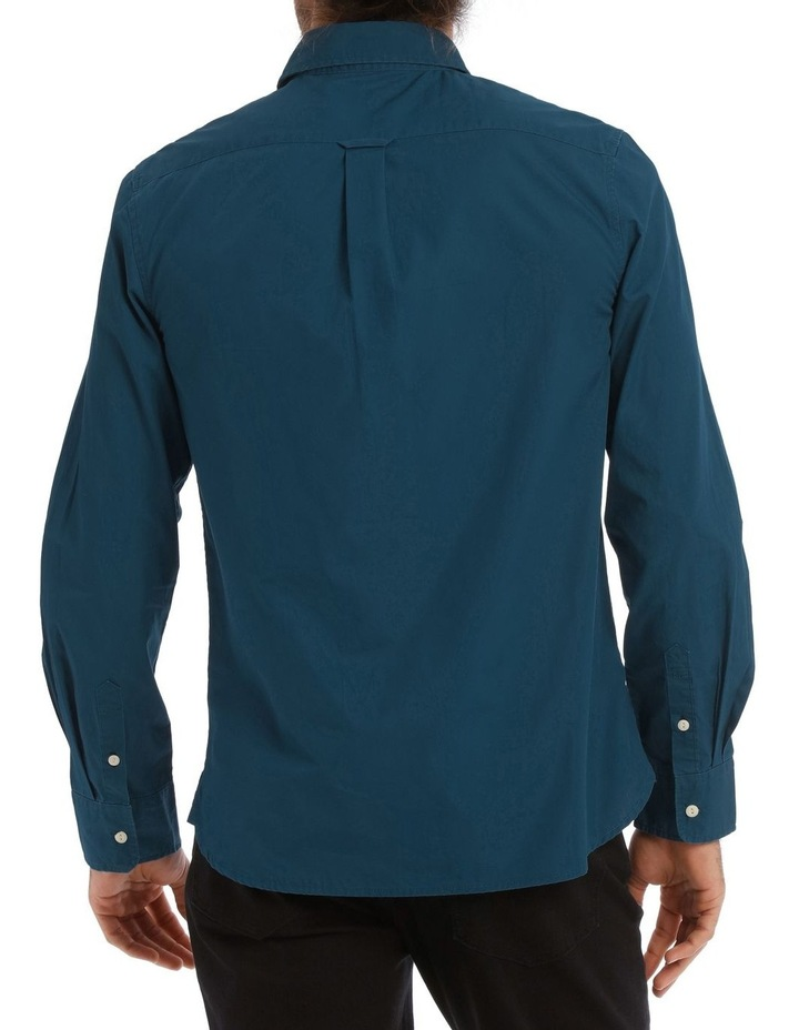 Hawker Poplin Long Sleeve Shirt image 3