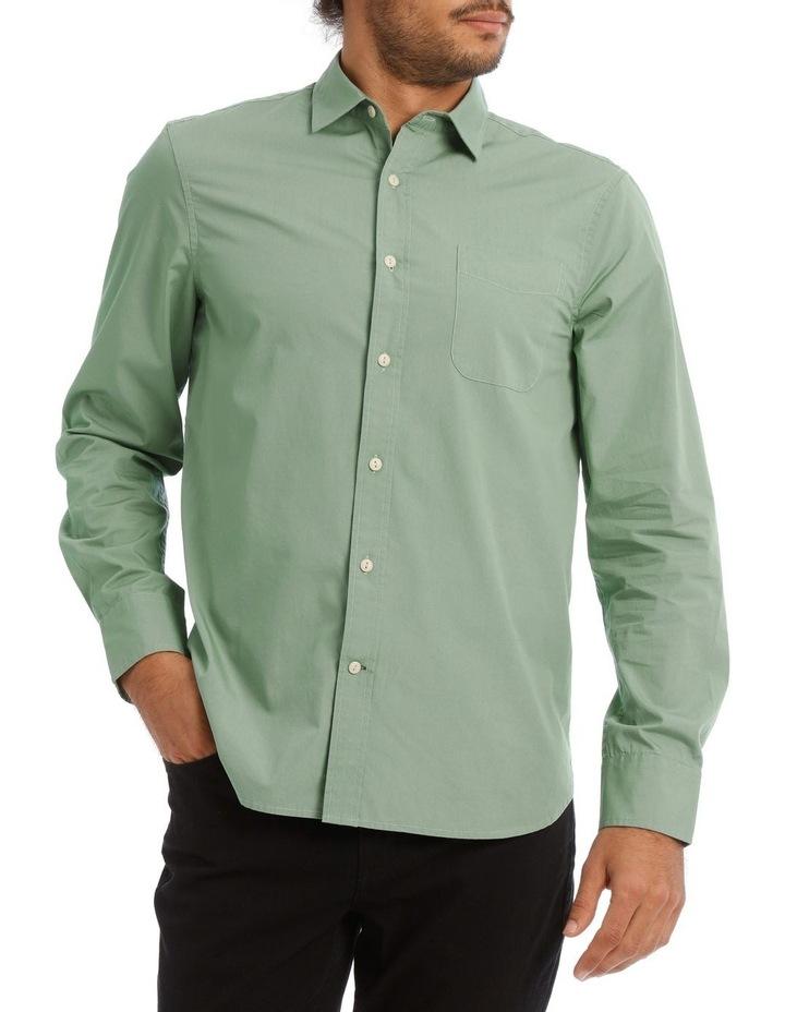 Hawker Poplin Long Sleeve Shirt image 1