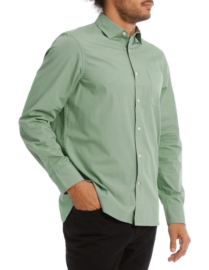 Hawker Poplin Long Sleeve Shirt image 2