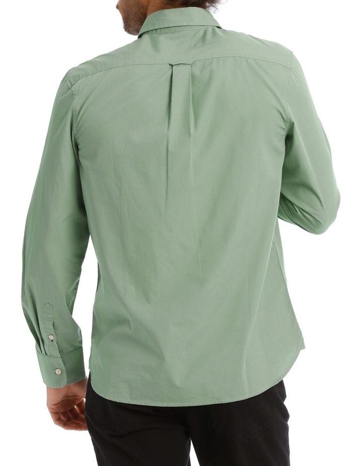 Hawker Poplin Long Sleeve Shirt image 3