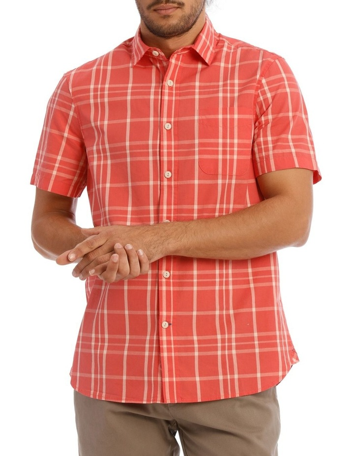 Jacksonville Short Sleeve Check Shirt image 1