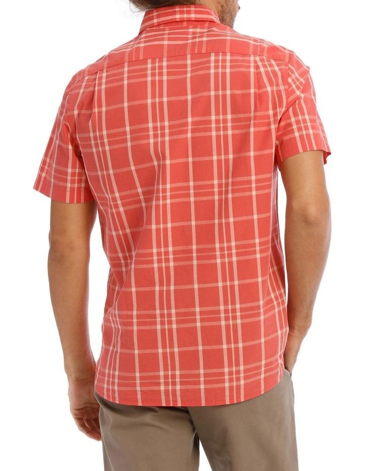 Jacksonville Short Sleeve Check Shirt image 3