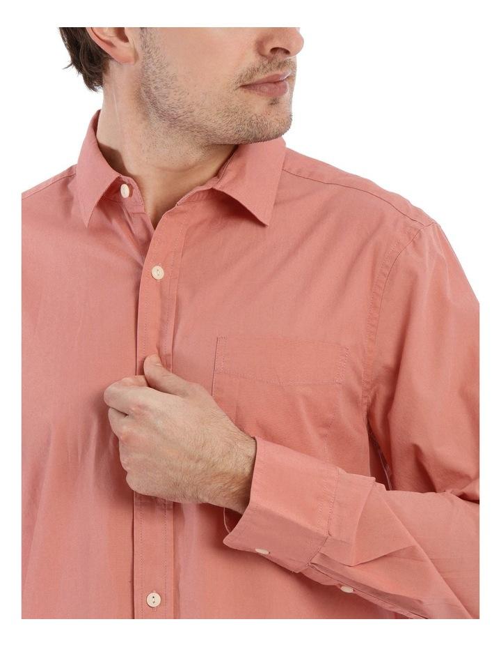 Hawker Poplin Long Sleeve Shirt image 4