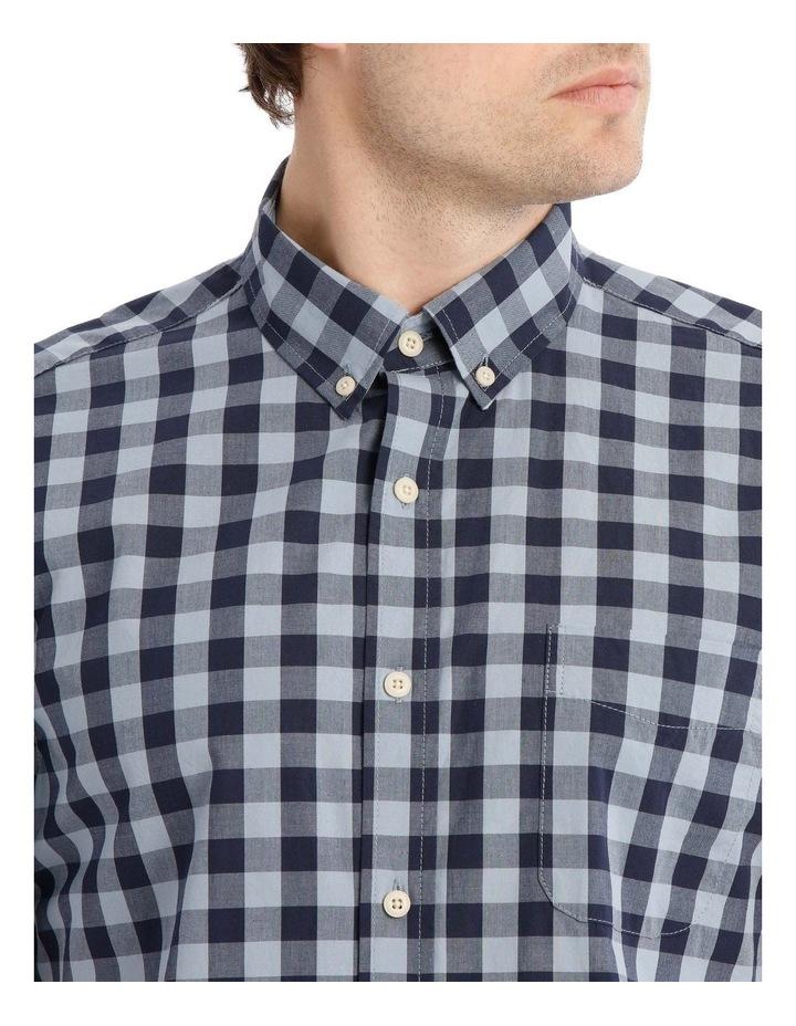 Santa Fe Gingham Check Short Sleeve Shirt image 4