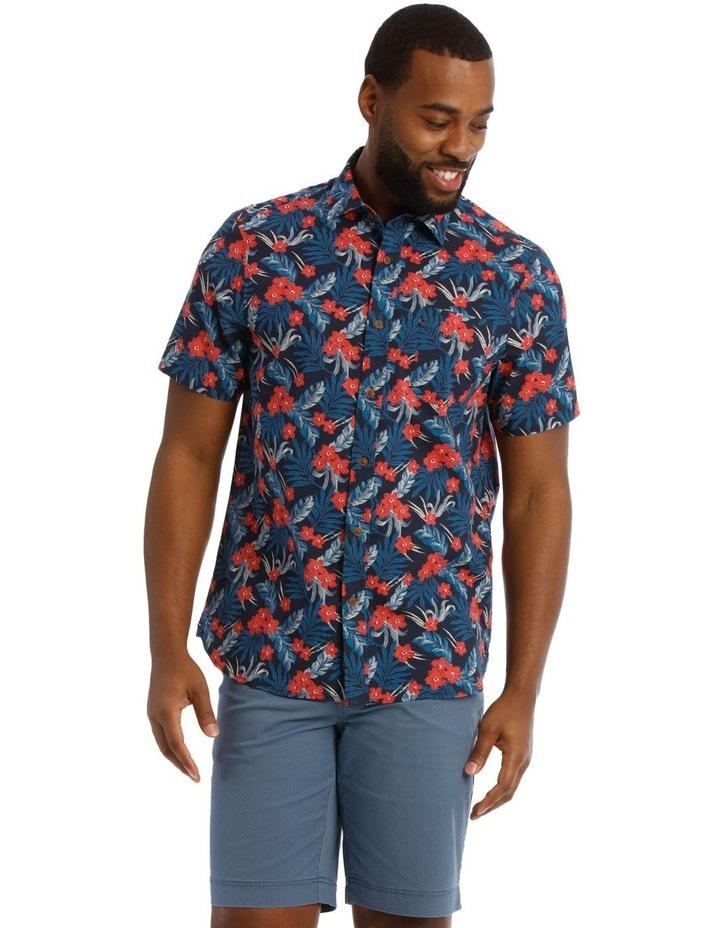 Mullholland Printed Short Sleeve Shirt image 1