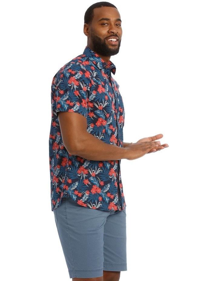 Mullholland Printed Short Sleeve Shirt image 2
