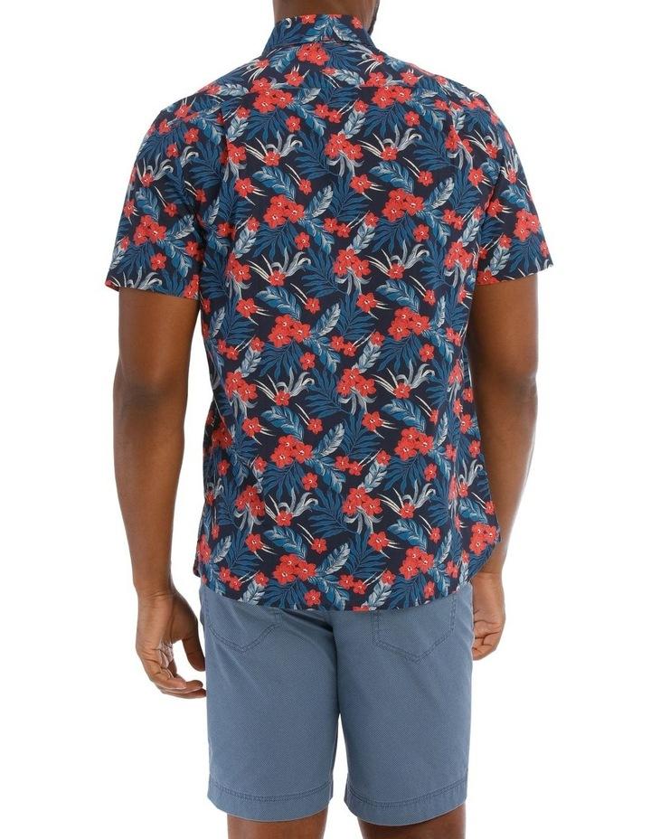 Mullholland Printed Short Sleeve Shirt image 3