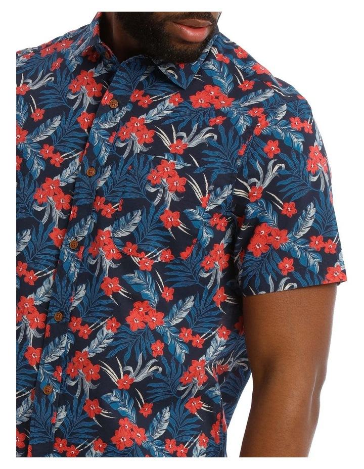 Mullholland Printed Short Sleeve Shirt image 4