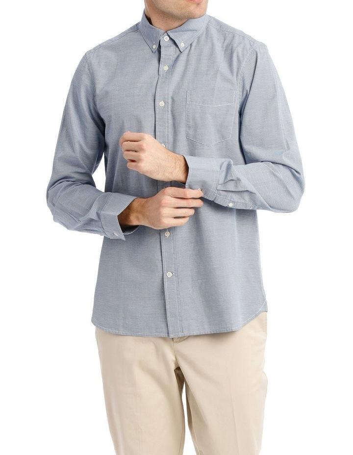 Thornton Stripe Long Sleeve Shirt image 1