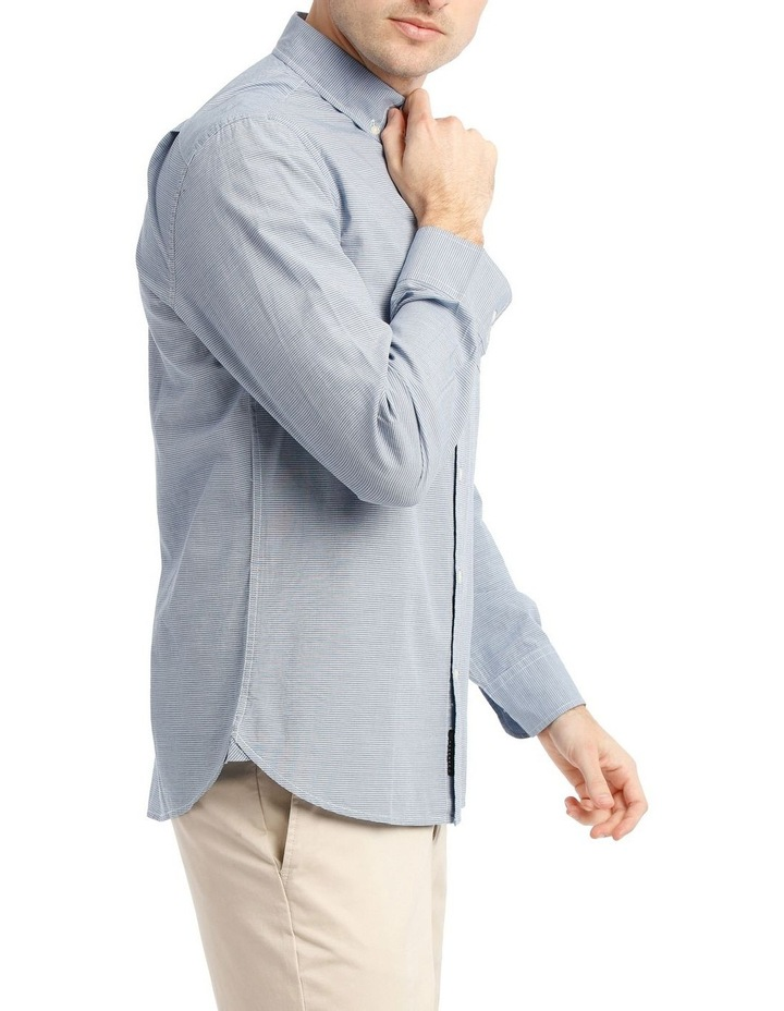 Thornton Stripe Long Sleeve Shirt image 2