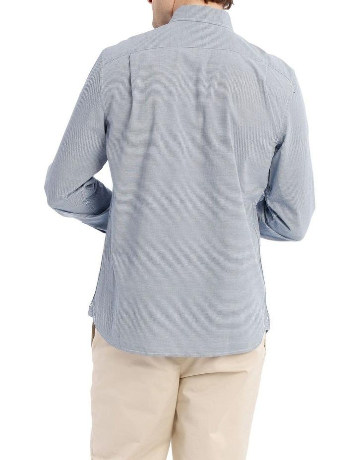 Thornton Stripe Long Sleeve Shirt image 3