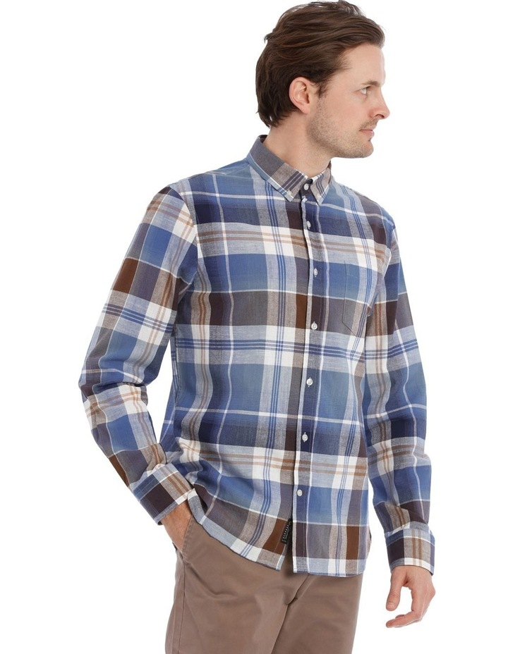 Stolland Checkered Long-Sleeve Shirt image 2