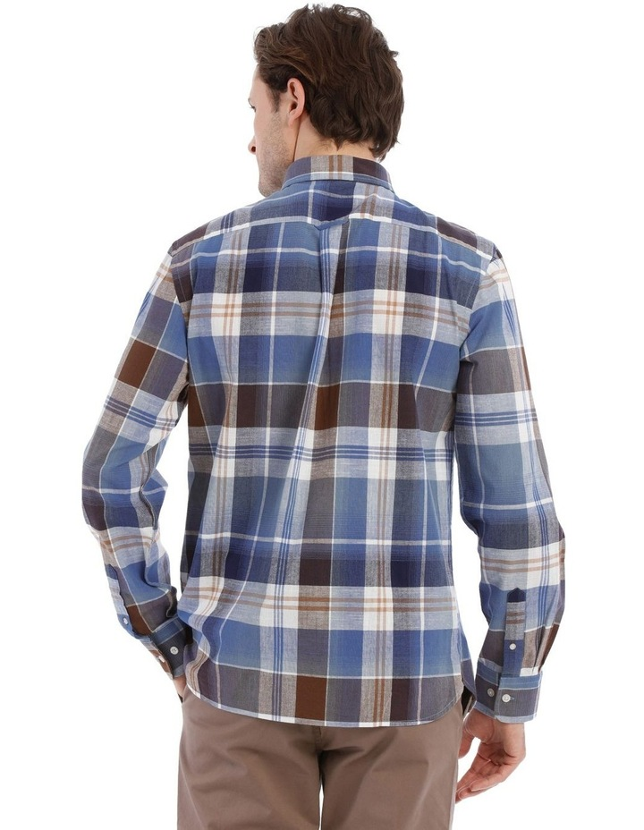 Stolland Checkered Long-Sleeve Shirt image 3