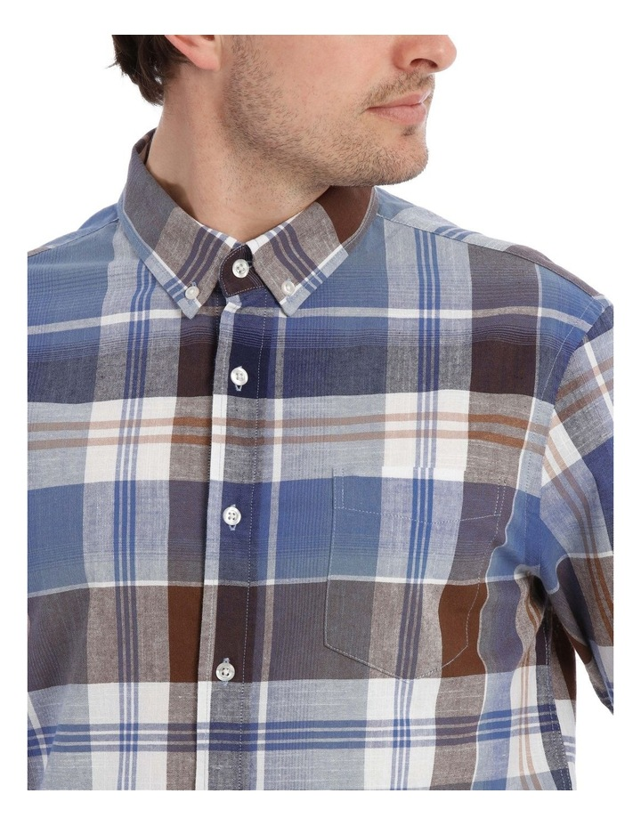 Stolland Checkered Long-Sleeve Shirt image 4