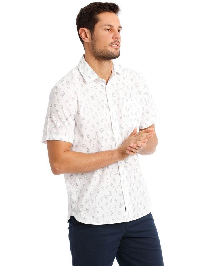 Garden Print Short Sleeve Shirt image 2