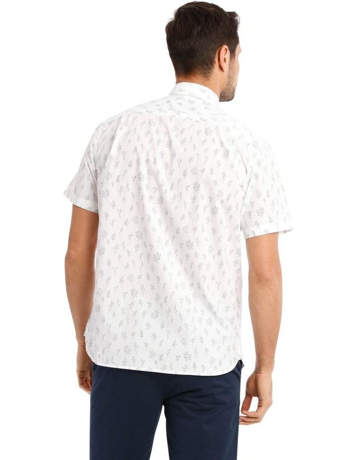 Garden Print Short Sleeve Shirt image 3