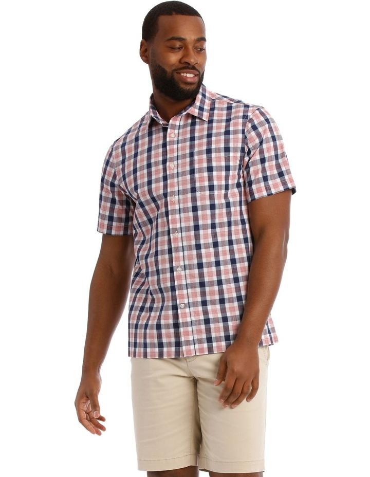 Portsea Checkered Short-Sleeve Shirt image 1