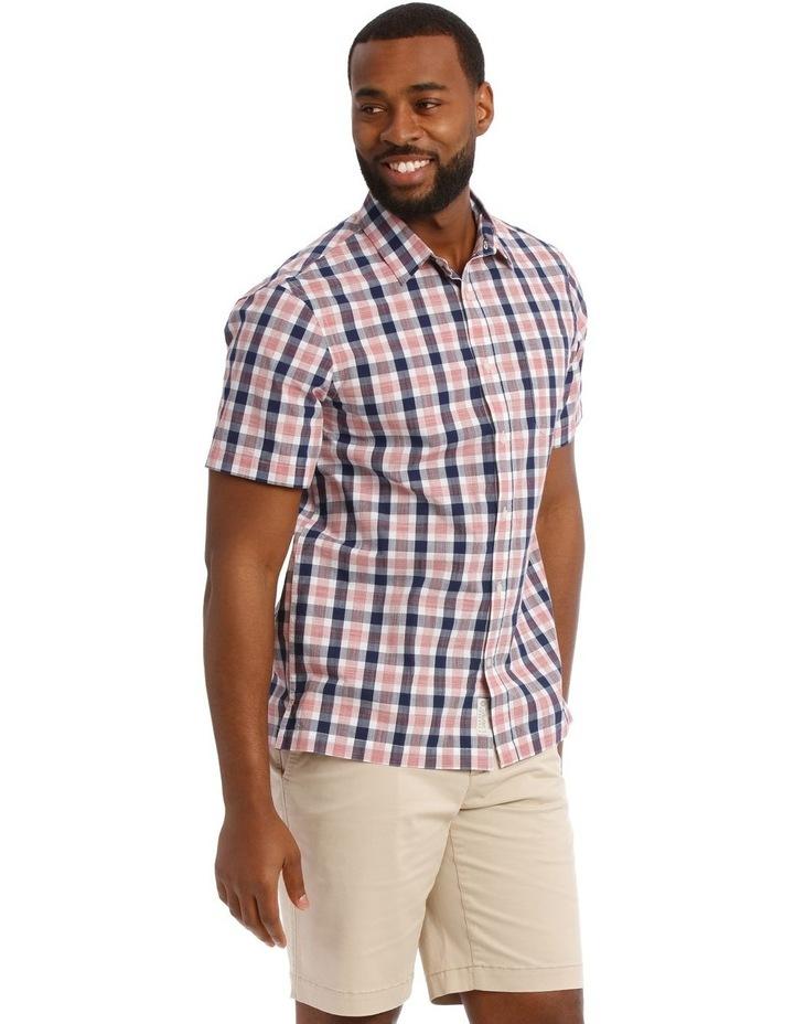 Portsea Checkered Short-Sleeve Shirt image 2
