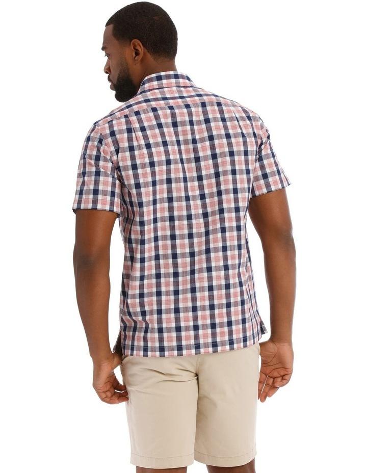 Portsea Checkered Short-Sleeve Shirt image 3