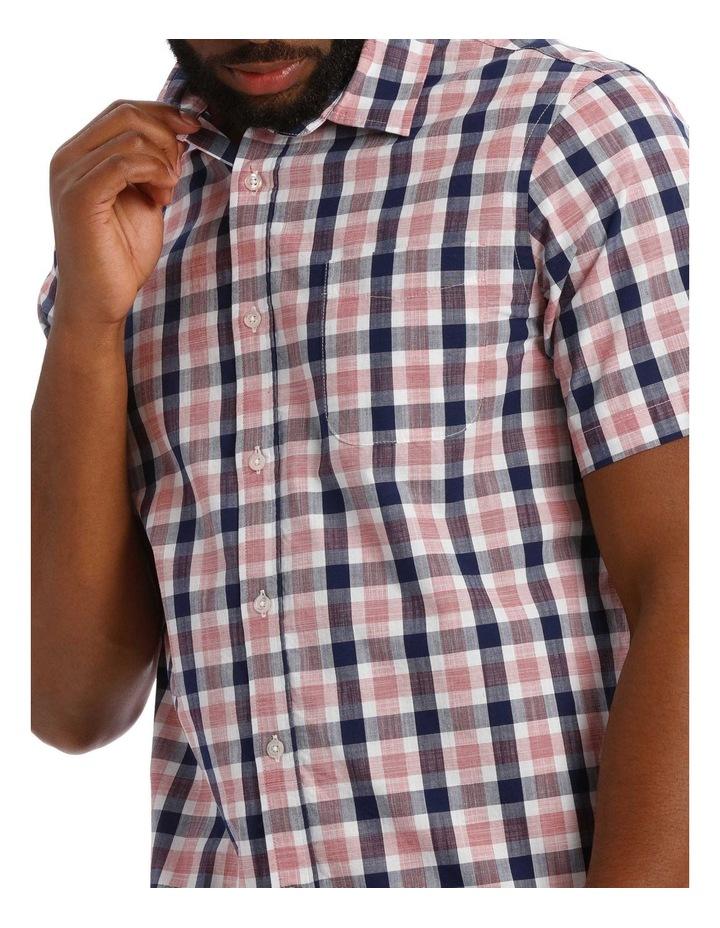 Portsea Checkered Short-Sleeve Shirt image 4