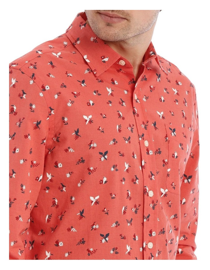 Marana Print Long Sleeve Shirt image 4