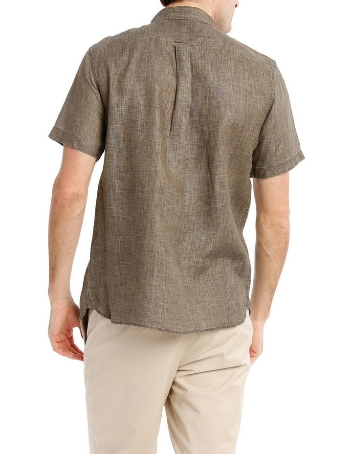 Creek Linen Short Sleeve Shirt image 3