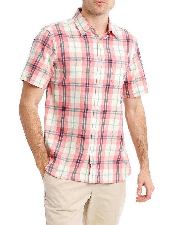 Haverhill Check Short Sleeve Shirt image 1
