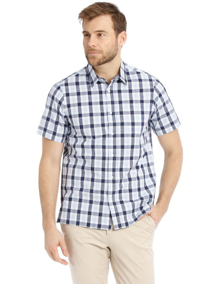Portsea Check Short Sleeve Shirt image 1