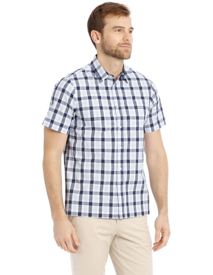 Portsea Check Short Sleeve Shirt image 2