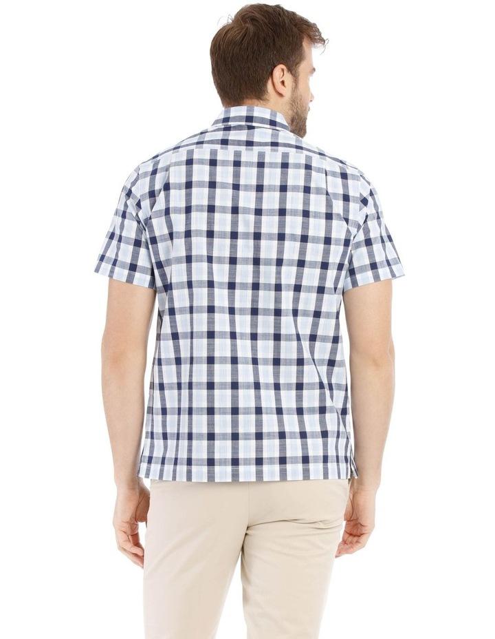 Portsea Check Short Sleeve Shirt image 3
