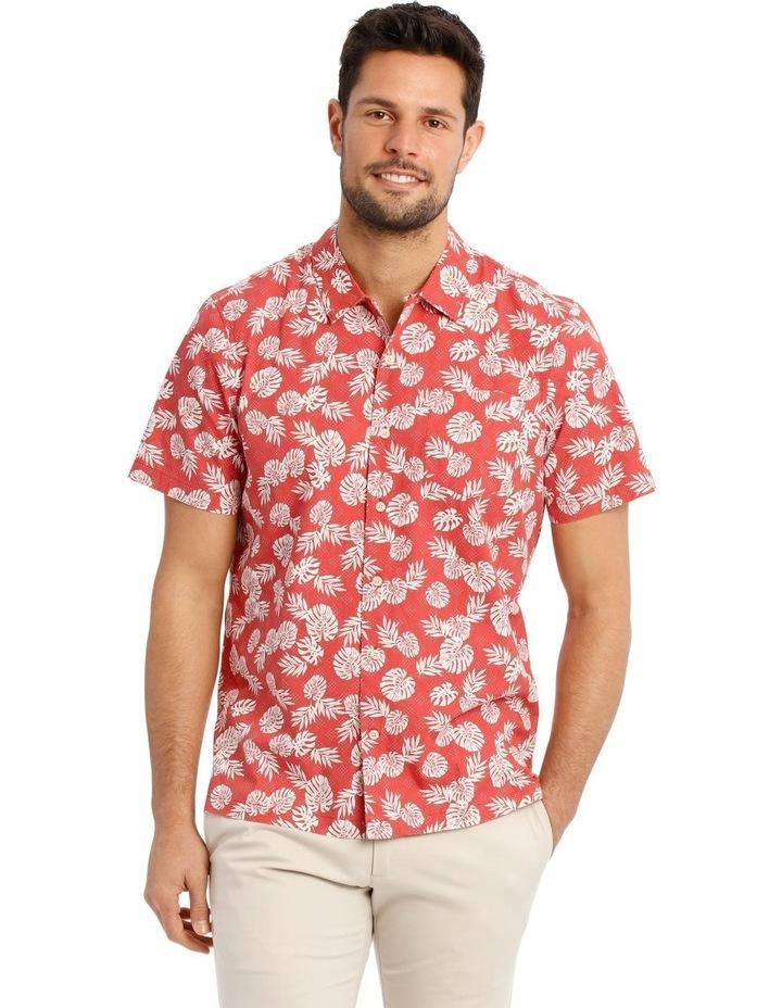 Southend Printed Short-Sleeve Shirt image 1