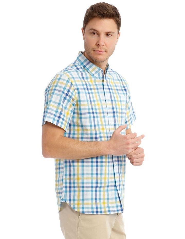 Sandford Check Short Sleeve Shirt image 2