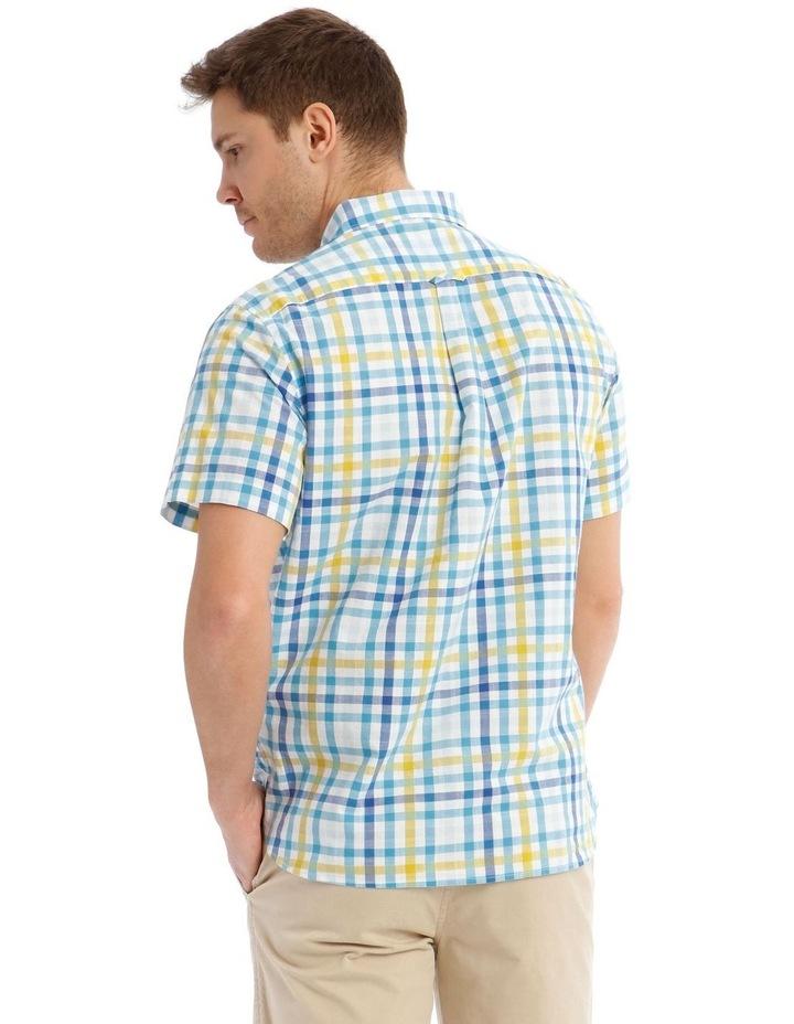 Sandford Check Short Sleeve Shirt image 3