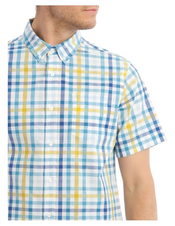 Sandford Check Short Sleeve Shirt image 4