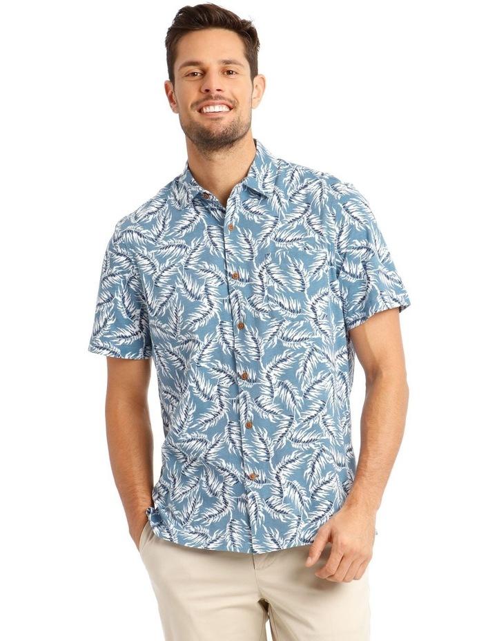 Brighton Print Jersey Short Sleeve Shirt image 1