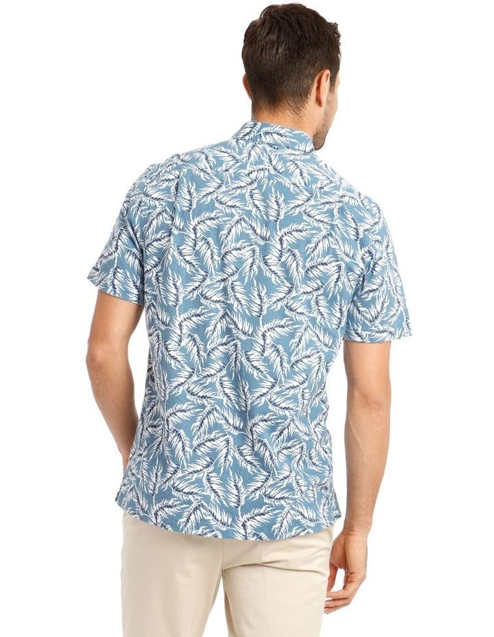 Brighton Print Jersey Short Sleeve Shirt image 3