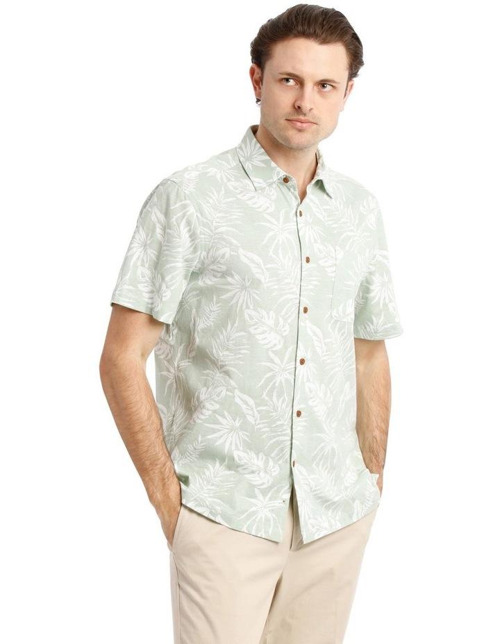 Spalding Print Short Sleeve Shirt image 1