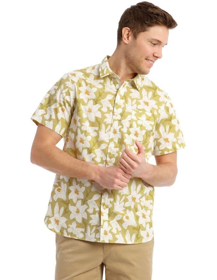Wayland Print Short Sleeve Shirt image 1