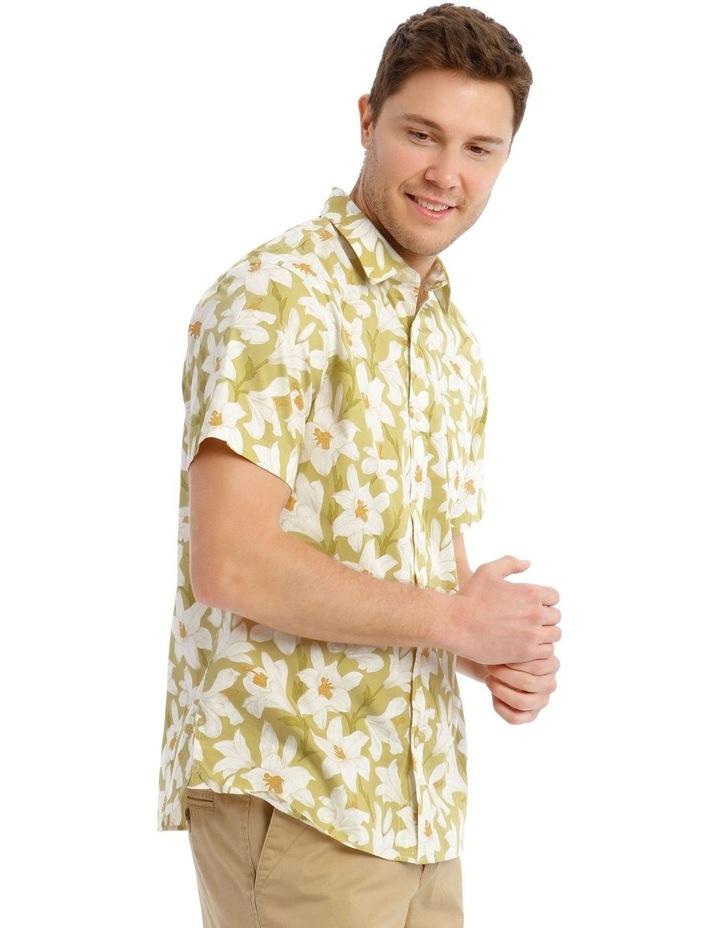 Wayland Print Short Sleeve Shirt image 2