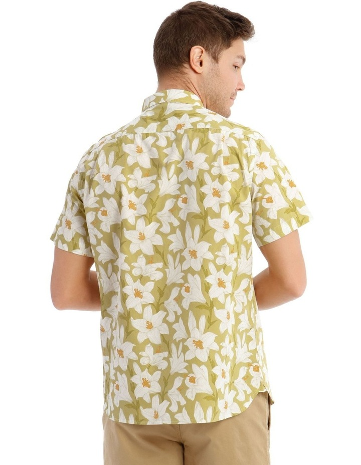 Wayland Print Short Sleeve Shirt image 3