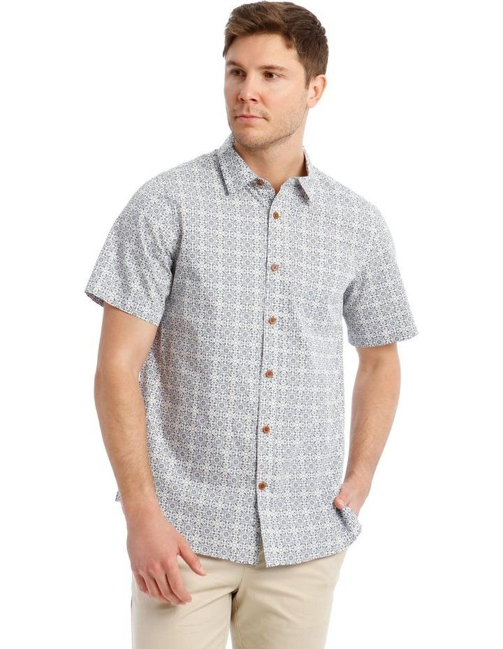 Millbridge Print Short Sleeve Shirt image 1