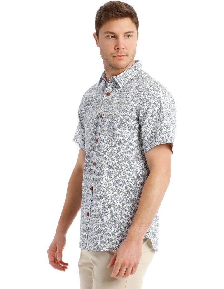 Millbridge Print Short Sleeve Shirt image 2