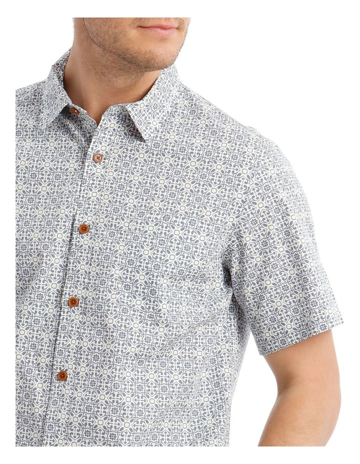 Millbridge Print Short Sleeve Shirt image 4