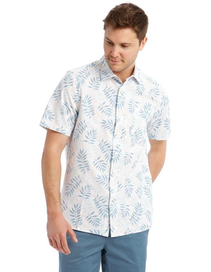 Hockney Printed Short Sleeve Shirt image 1