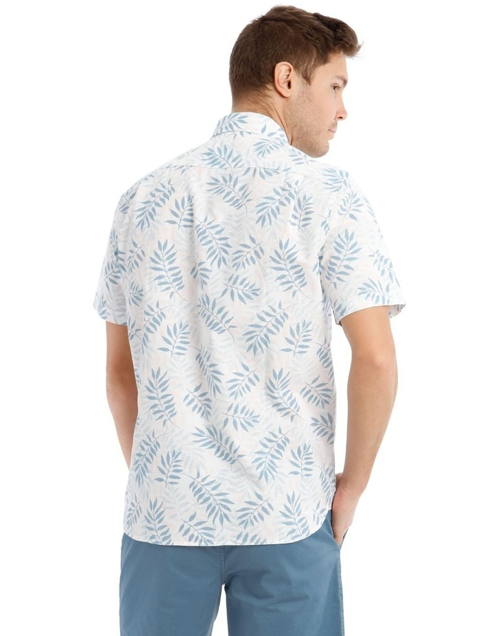 Hockney Printed Short Sleeve Shirt image 3